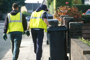 Festive Period Bin Collections