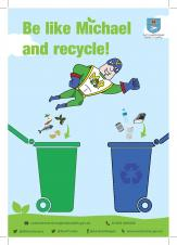 Michael Recycle Campaign