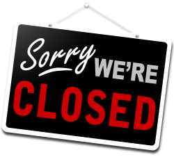Office Closed - Monday 12th February