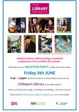 Littleport Library - Selection Party