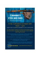 Community Eyes and Ears