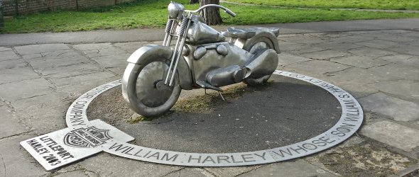 The Harley Memorial