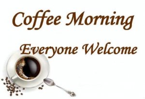 Coffee Morning - 8th October