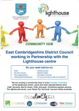 ECDC/Lighthouse - Drop In Sessions